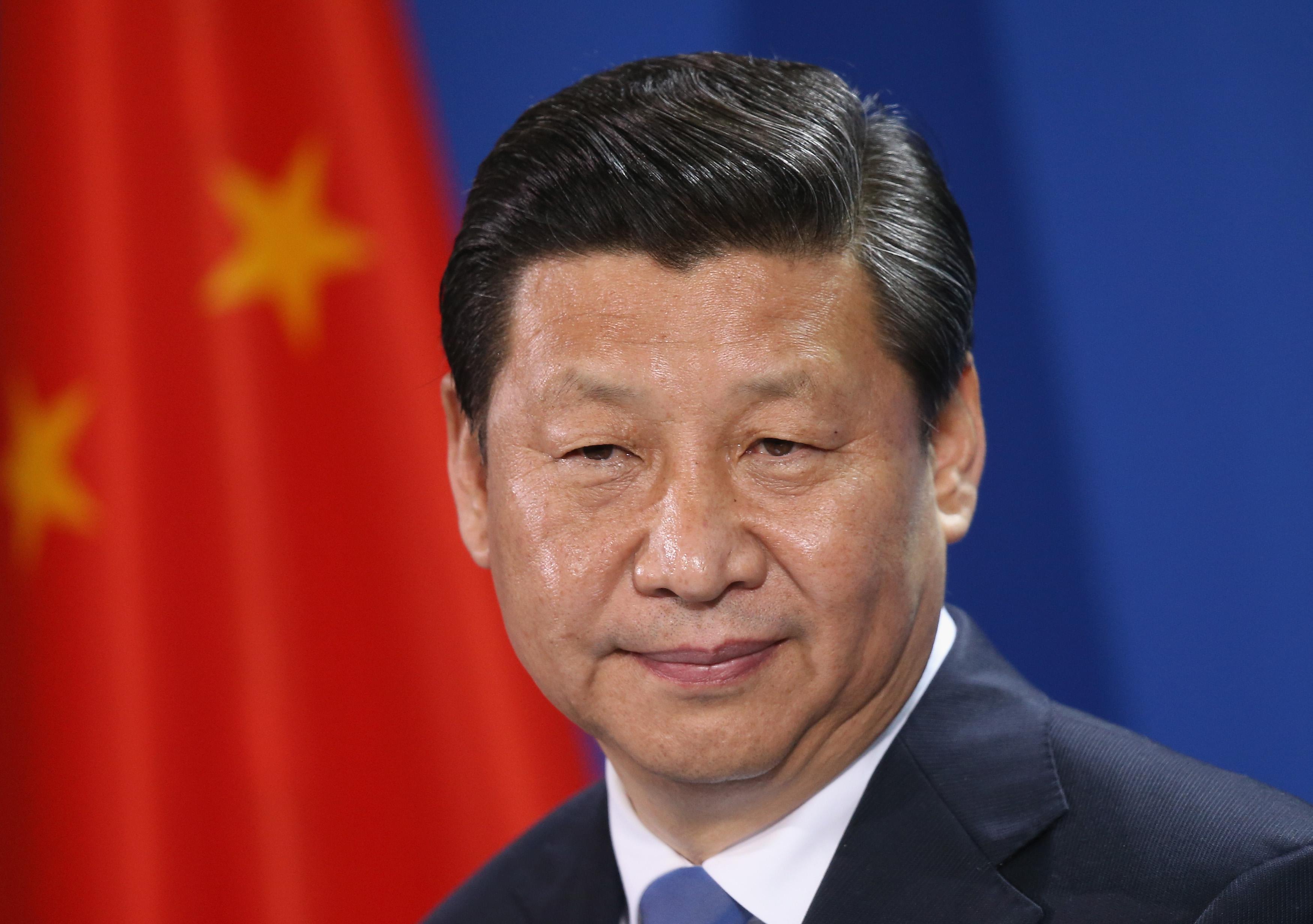 ألغى الحزب الشيوعي الصيني الحاكم حد الفترتين على مدة الرئاسة (Getty)