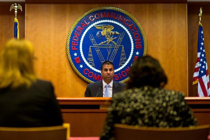 عمل أجيت باي محاميًا لواحدة من أكبر الشركات المزودة للإنترنت في الولايات المتحدة (نيويورك تايمز)