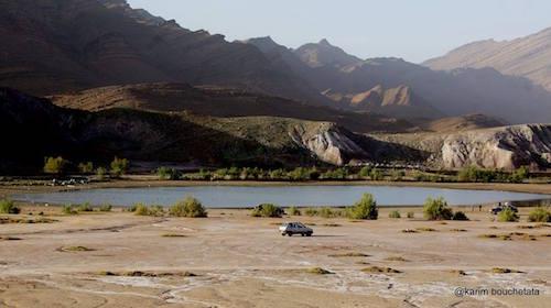 من صور كريم بوشطاطة للصحراء الجزائرية (كريم بوشطاطة)
