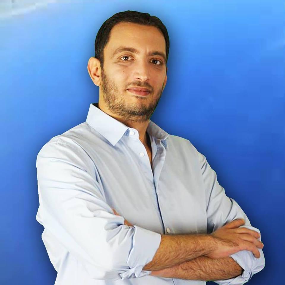 ياسين العياري، الفائز في الانتخابات البرلمانية الجزئية بتونس عن دائرة ألمانيا (فيسبوك)