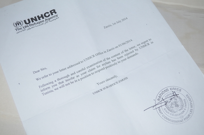 مطالب مرفوضة من المفوضية السامية لشؤون اللاجئين(نائلة الحامي/ألترا صوت)