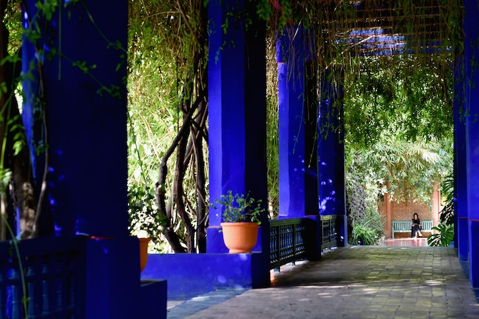 حدائق الماجوريل بالمغرب