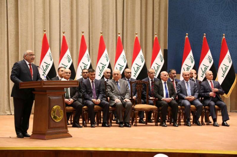 يشهد البرلمان العراقي خلافات حادة (رويترز)