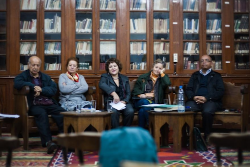 حلقة نقاش في الخلدونية بمناسبة الذكرى 120 لتأسيسها (نور الدين أحمد/ألترا صوت)