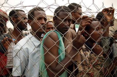 أمنستي: السلطات السعودية عاملت مهاجرين إثيوبيين بطريقة