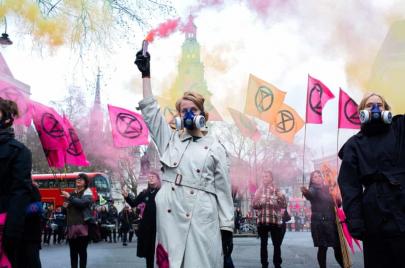 خارطة الاحتجاجات العالمية: شوارع غاضبة من أجل الديمقراطية وحقوق المرأة والبيئة