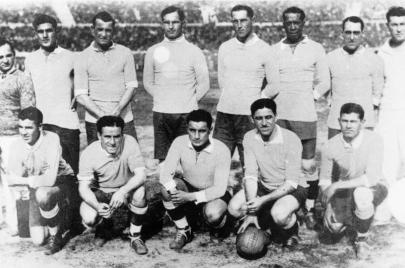 نسخة كأس العالم الأولى.. وأخيرًا بعد طول عناء