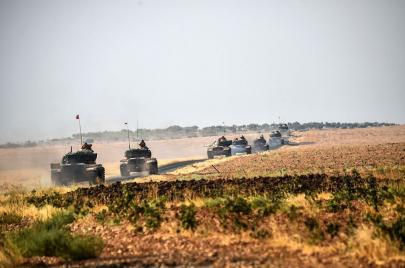 الاختلاف بين تركيا وأمريكا في الشمال السوري