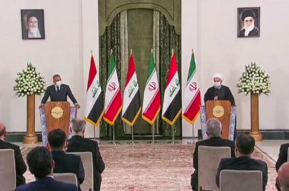 الكاظمي في طهران والتقارب الإيراني السعودي في الخلفية