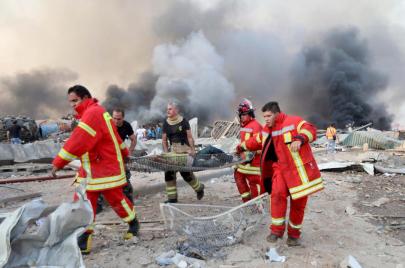 مستشفيات بيروت تفقد قدرتها الاستيعابية ومخاوف من كارثة