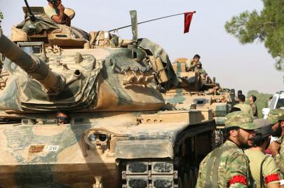بوتين ساعد أردوغان وفتح له طريق جرابلس