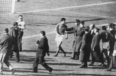 قصة كأس العالم 1962.. معركة سانتياغو