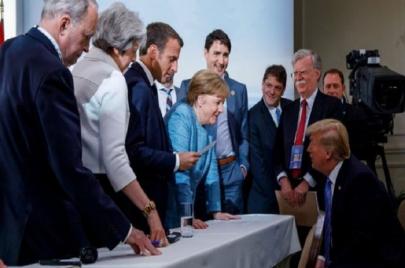 إذا أراد ترامب خلط أوراق النظام العالمي بأكمله، فمن يمكن أن يوقفه؟