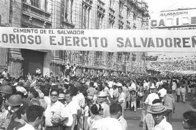 هندوراس في مواجهة السلفادور.. المباراة التي أشعلت حرب الـ100 ساعة