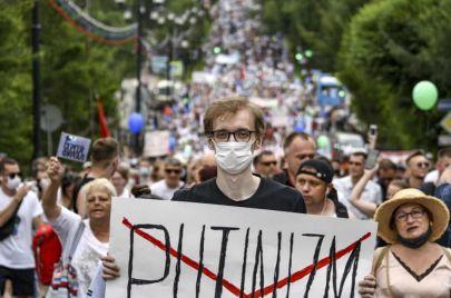 أكبر تجمع ضد بوتين منذ انهيار الاتحاد السوفييتي: ما سبب احتجاجات الشرق الروسي؟