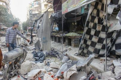 سوريا بتوقيت الدولة.. مجتمعات العسكرة
