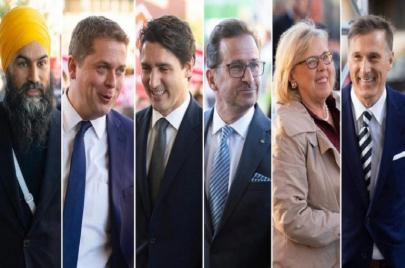 الانتخابات الكندية.. كل ما تريد معرفته عن برنامج زعماء الأحزاب السياسية
