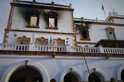 حريق القصر الرئاسي.. الإهمال يطارد ذاكرة السودان