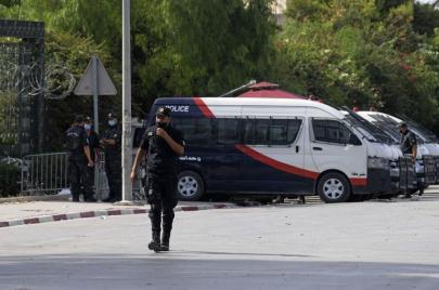 نقابة الصحافيين التونسيين: انتهاكات لحرية التعبير ومؤسسة الرئاسة تمارس التعتيم