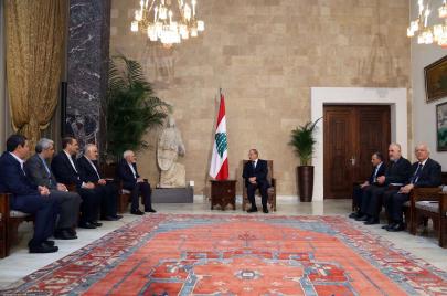 عهد عون: إيراني-سوري وتكريس لـ