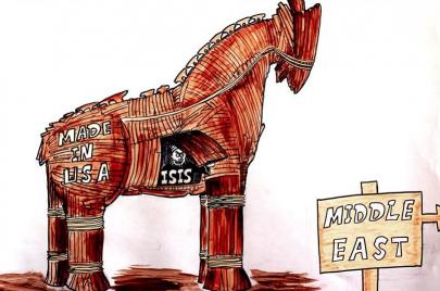 عطوان وفودة.. داعش باقية وتتمدّد في الكتب