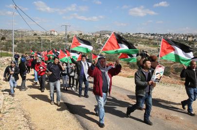 فلسطين بين قانون التسوية والسيناريوهات الجيوسياسية