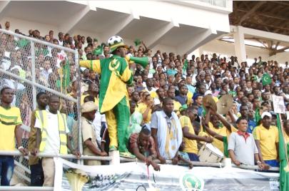 عندما توحد كرة القدم الشعب الموريتاني