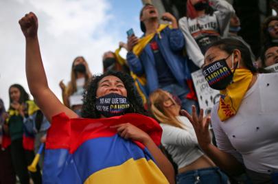 احتجاجات كولومبيا.. هل تكون فاتحة لاحتجاجات جديدة في منطقة الأنديز؟