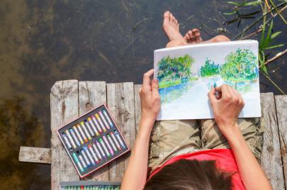 كيفية تحليل الشخصية من الرسم