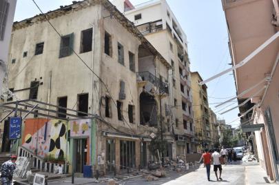 صندوق النقد يشترط على الحكومة اللبنانية إجراء إصلاحات شاملة ليفرج عن قرض مالي