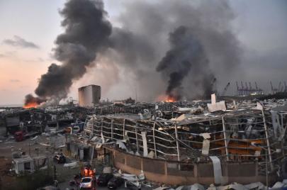 التلفزيون العربي يكشف تفاصيل رحلة السفينة التي حملت نترات الأمونيوم إلى بيروت