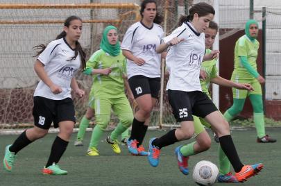 كرة القدم النسائية في لبنان.. أحوالها ومستقبلها