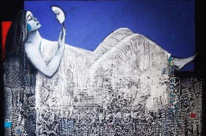 من سيرة سيّدة الثاناتوس: امرأةٌ من ورق