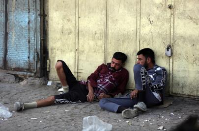 في بغداد.. الموتى أكثر من الشوارع