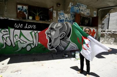 غرافيتي الجزائر.. لم يتبق إلا الجدران