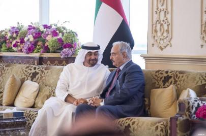 وثائق مسربة: رشاوى الإمارات وحفتر تؤثر على القرار الدولي في ليبيا