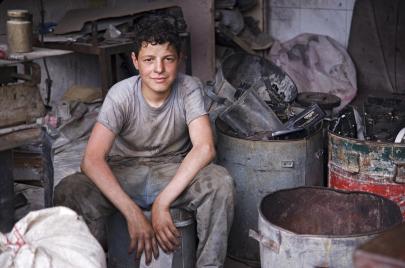 سوريا.. حرب على الطفولة