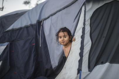 الخيم الذكية.. ابتكار عربي لتخفيف معاناة اللاجئين