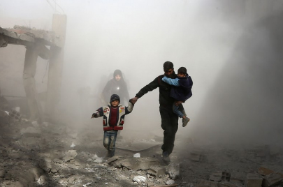 جحيم الحرب السورية.. انتكاسة أوروبا الأخلاقية