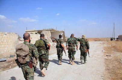 العسكرية في سوريا.. فيلم رعب طويل