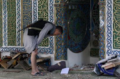 انتحاريو اليمن.. قتل على المنبر