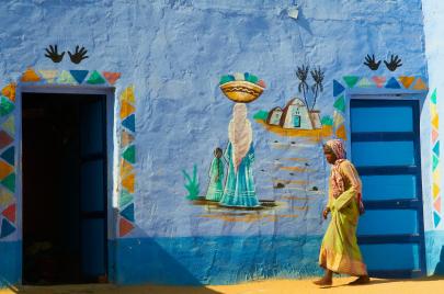أعراف الحياة والموت لدى التقليد النوبي في مصر