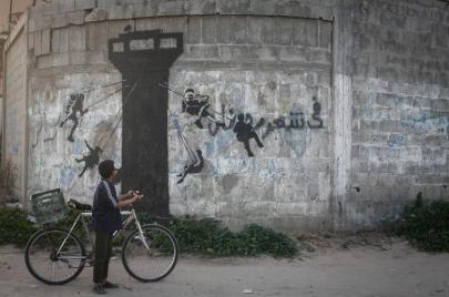 فنانو غزة.. تهريب الأمل