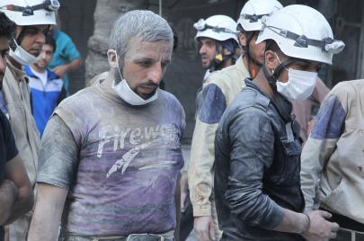 من يقف وراء الاعتداءات المتكررة على متطوعي الخوذ البيضاء في سوريا؟