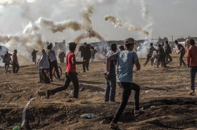 موت الفلسطيني
