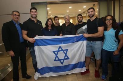 ميري ريغيف في أبوظبي.. رعاية إماراتية لرياضة وثقافة إسرائيل