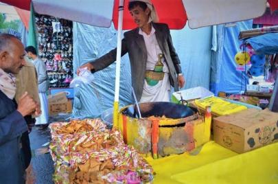 السمبوسة في اليمن خلال رمضان.. طعام وحياة