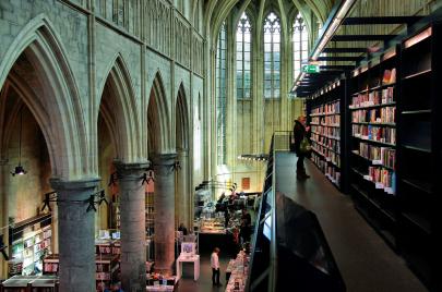 تعرف على أشهر 5 مكتبات عريقة يقصدها السياح من عشّاق القراءة!