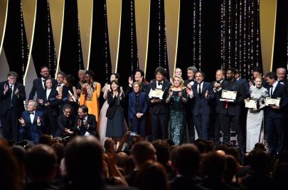 لمن ذهبت جوائز مهرجان كان السينمائي لهذا العام؟