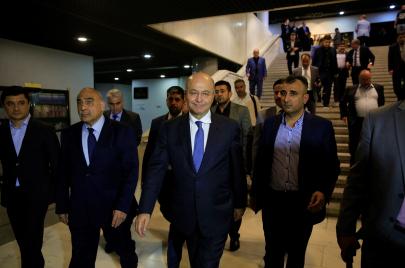 ليلة الحسم السريع.. صالح رئيسًا للعراق وعبد المهدي على رأس الحكومة